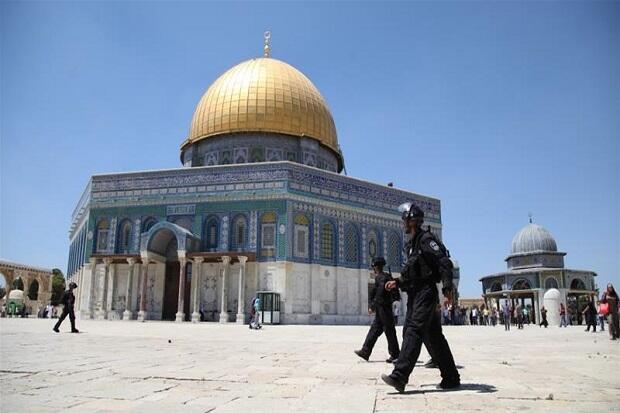 Palestina Waswas Ekstremis Israel Serbu al-Aqsa saat Idul Adha
