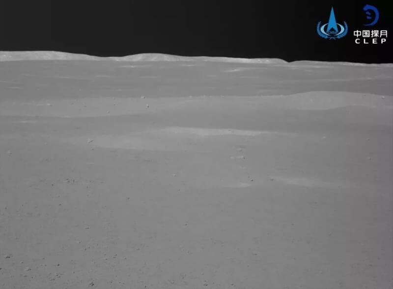 Rover Buatan Cina telah Menempuh Jarak 271 Meter di Bulan