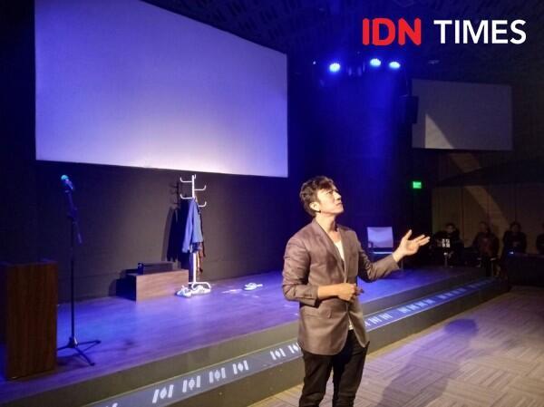 Kisah Inspiratif Amir Nasution, Seniman Putus Kuliah Demi Hidupi Adik