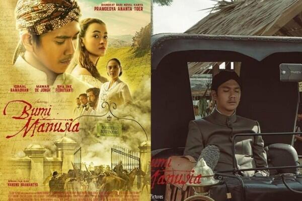 Review Film Bumi Manusia: Pribumi Pertama yang Lawan Pengadilan Eropa
