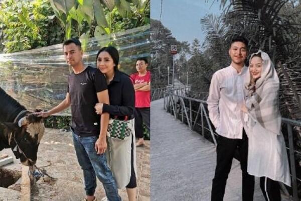 Pulang Kampung hingga Kurban, 10 Potret Seru Iduladha Seleb Indonesia