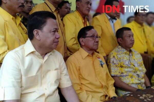 Tiga Syarat untuk Menteri Muda Versi Akbar Tanjung