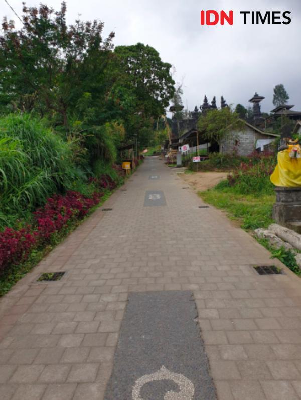10 Potret Pura Besakih, Wisata Spiritual di Kaki Gunung Agung Bali