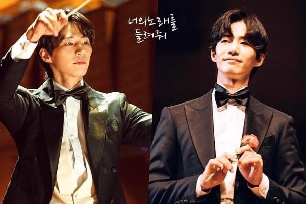 10 Potret Song Jae Rim, Konduktor Kece di KDrama Let Me Hear Your Song