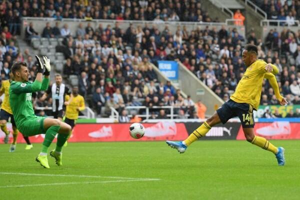 Main Tak Cukup Baik, Arsenal Tetap Sukses Petik Tiga Angka