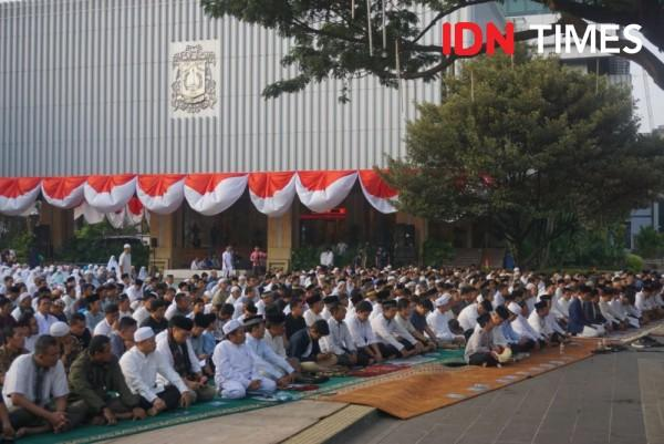 Iduladha 2019, Pengelola Masjid Istiqlal Sembelih 43 Hewan Kurban