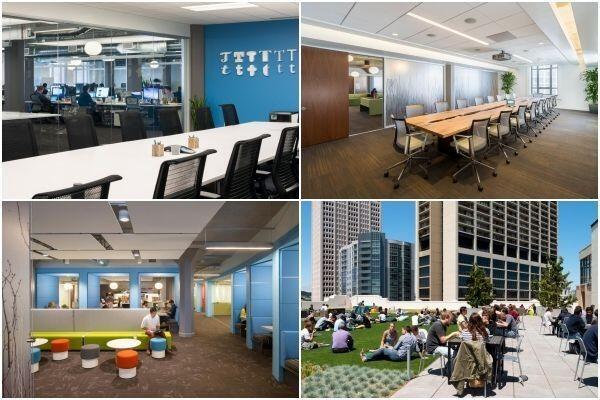 5 Inspirasi Desain Kantor Idaman dari Perusahaan Ternama Dunia