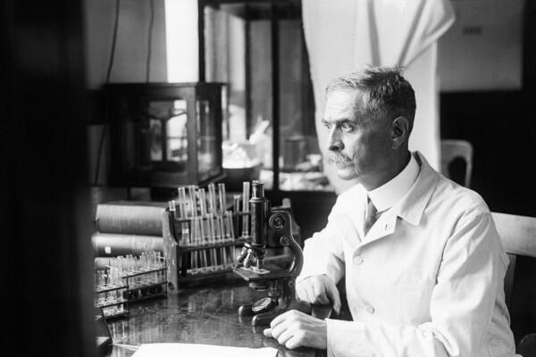 Kisah Hidup Karl Landsteiner, Ilmuwan Penemu Penggolongan Darah