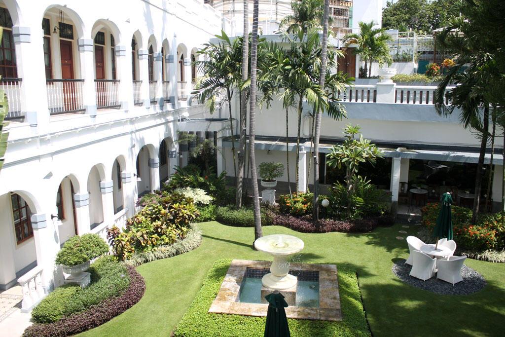 Megahnya Arsitektur Hotel Majapahit Surabaya Ternyata Menyimpan Sejarah Kemerdekaan