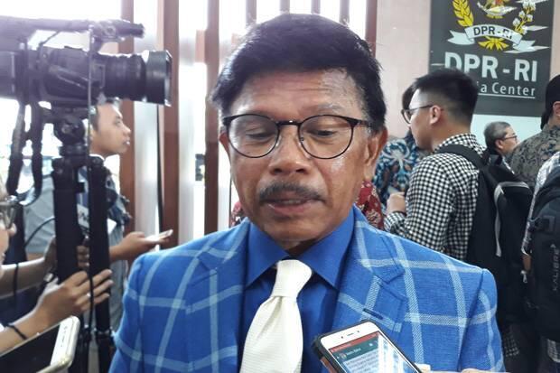 Nasdem Persilakan Usul 10 Pimpinan MPR Dibahas Bersama di DPR