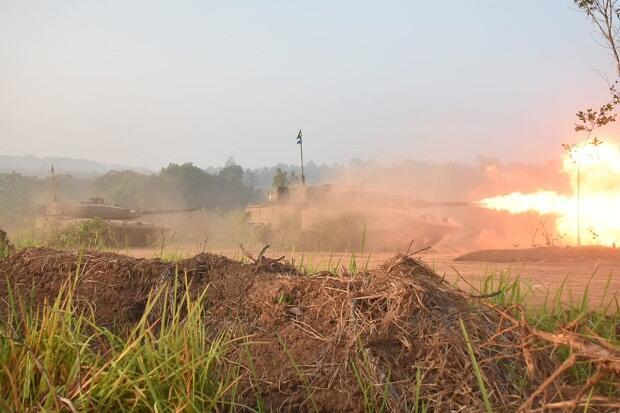 Latancab TNI AD Kartika Yudha 2019 Kerahkan Alutsista Tercanggih