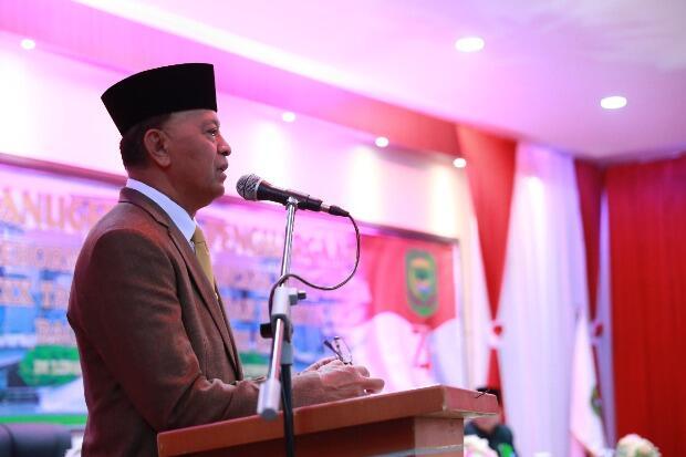 315 ASN Pemko Tanjungpinang Terima Setyalancana Karyasatya