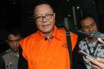 KPK Geledah Ruang Kerja Nyoman Dhamantra Terkait OTT Impor Bawang