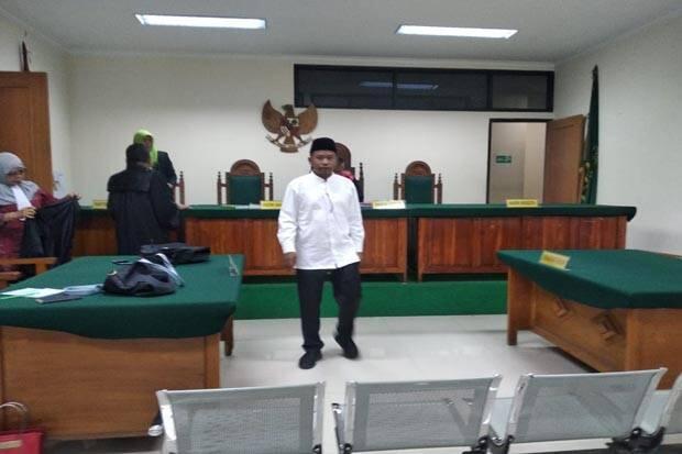 Dibatalkan KPU Jadi Anggota DPRD Serang, Caleg PKB Melawan