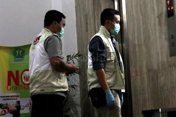 Kasus Impor Bawang, KPK Geledah Ruang di Kementan dan Kemendag