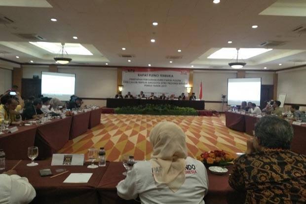 KPU Banten Tetapkan 85 Anggota DPRD Terpilih, Ini Nama-namanya