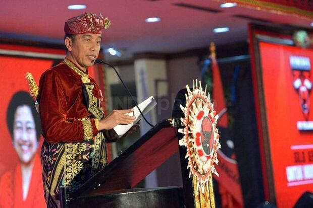 PDIP Minta Jatah Menteri Terbanyak ke Jokowi Beri Kesan Negatif