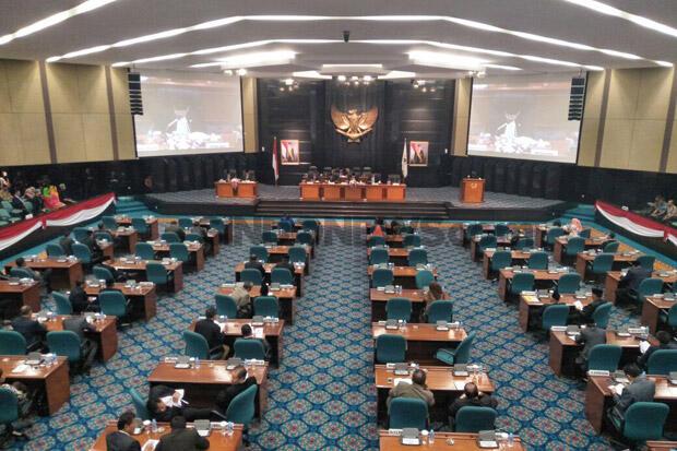 Rapat Pleno KPU DKI Rampung, PDIP Raih Kursi Terbanyak DPRD