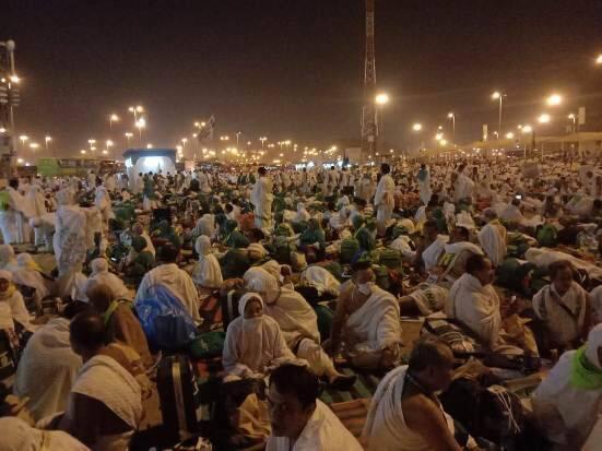 Jemaah Calon Haji Asal Muba Dikabarkan Sehat