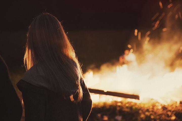 Tragedi Api Unggun