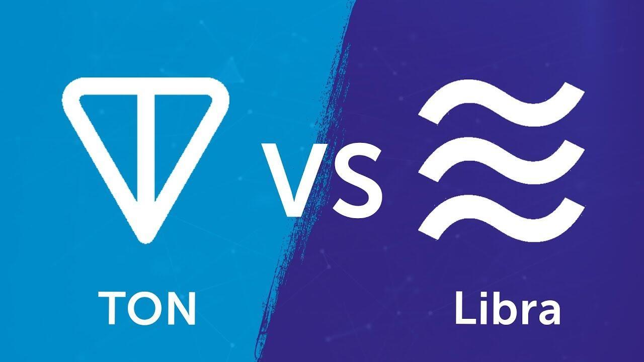 Telegram (TON) vs Facebook (Libra)