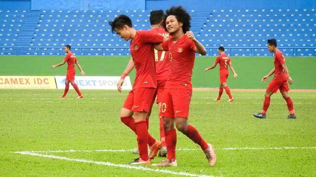 Menang Tiga Kali Timnas Indonesia U-18 Belum Pikir Semifinal