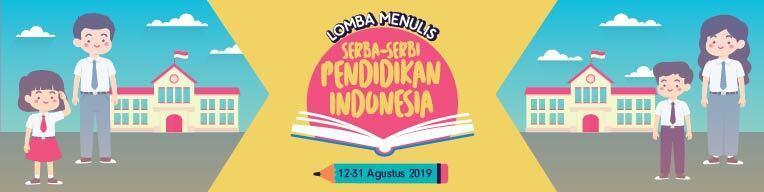 Sistem Pendidikan Indonesia Itu Harus Lebih Simpel Dan TEPAT SASARAN!