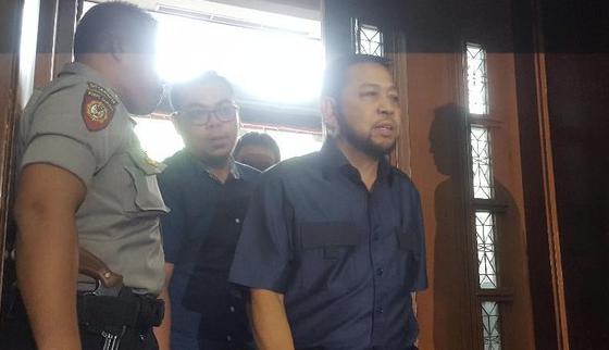 Tampil Berewokan, Setya Novanto Ngaku Terinspirasi Napi Teroris Gunung Sindur