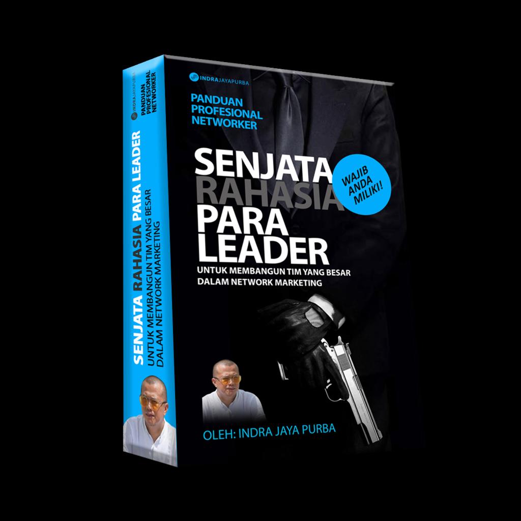 Download E-BOOK Gratis ! Senjata Rahasia Top Leader Network Marketing !