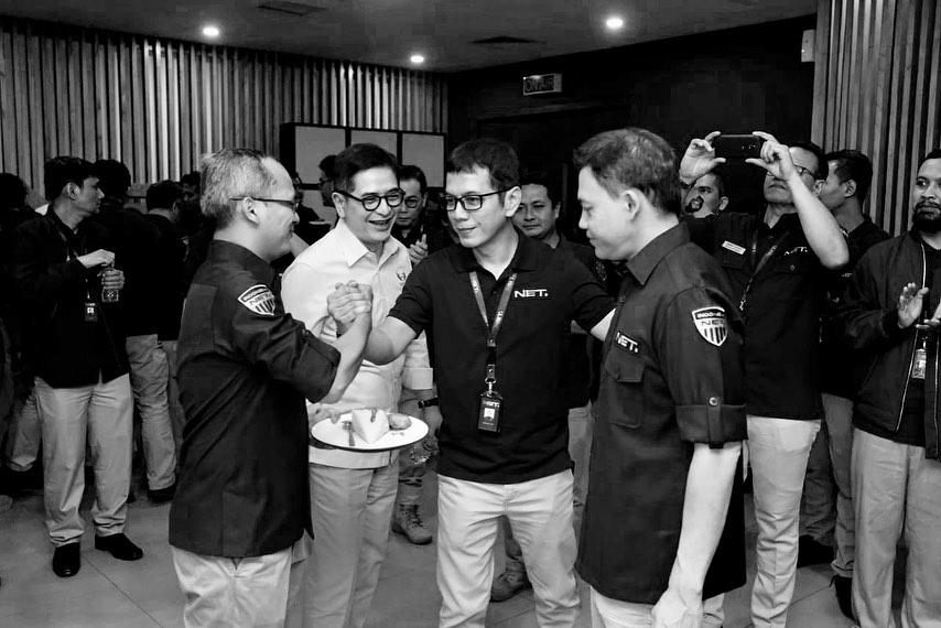 Wishnutama Angkat Kaki, Ini Sosok CEO Baru NET TV