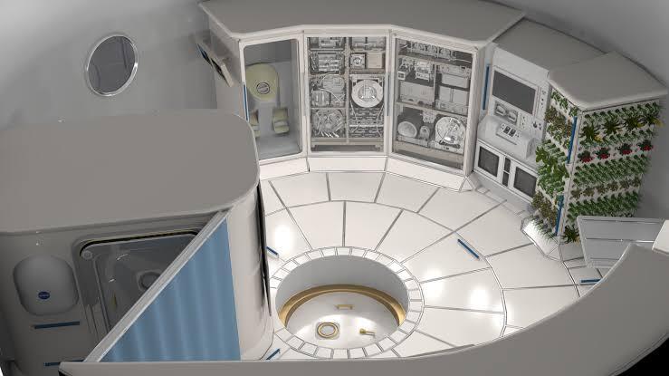 Anjay, Ini Dia Model Bangunan Yang Siap Dibangun di Mars