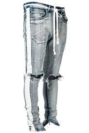 Cari konveksi yang bisa bikin ripped jeans cowok ala ala hypebeast