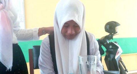 Viral Siswi Pintar Aceh Sakit karena Kelaparan, Jurnalis Peliputnya Diteror