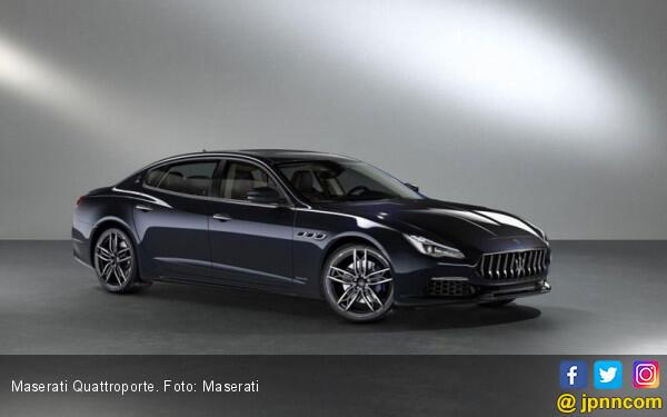 Nikmati Keanggunan Edisi Terbatas Maserati, Hanya 100 Unit di Dunia