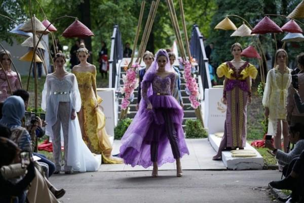 Produk Fesyen Indonesia Diminati di Rusia