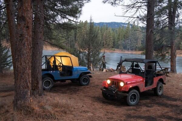 Fakta di Balik Sukses Jeep, Ternyata Berawal dari Kendaraan Perang