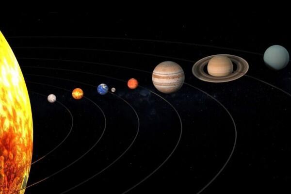 Urutan Planet di Tata Surya dari yang Terdingin ke Terpanas, Simak yuk