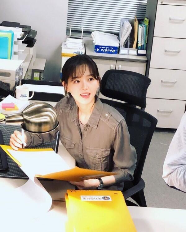 10 Pesona Kang Han Na, Agen NIS di KDrama Designated Survivor: 60 Days