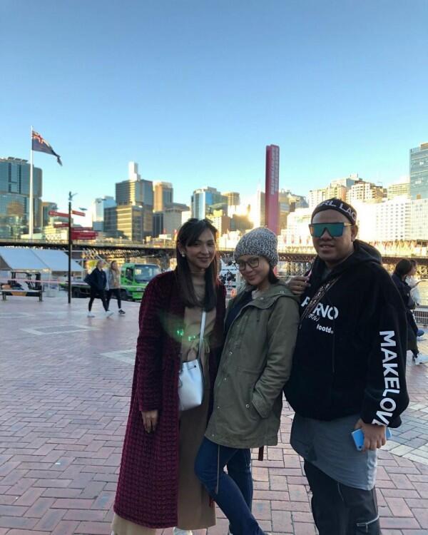 Menetap di Australia, 10 Potret Terbaru Lusy Rahmawaty eks AB Three