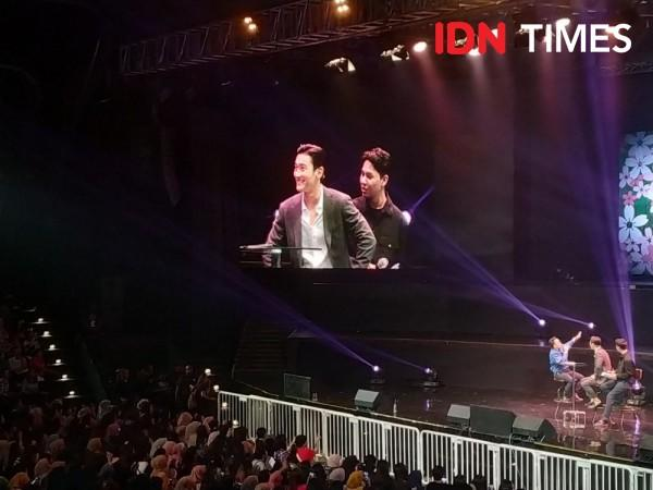 'Kencan' Bareng ELF di Jakarta, Choi Siwon Bagikan 5 Rahasia Penting