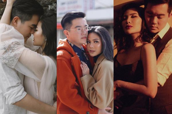 8 Gaya Vinna Gracia dari Prewedding hingga Pernikahan, Fancy & Anggun