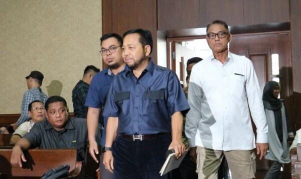 Tampil Brewok, Setya Novanto Mengaku Terinspirasi Napi Teroris
