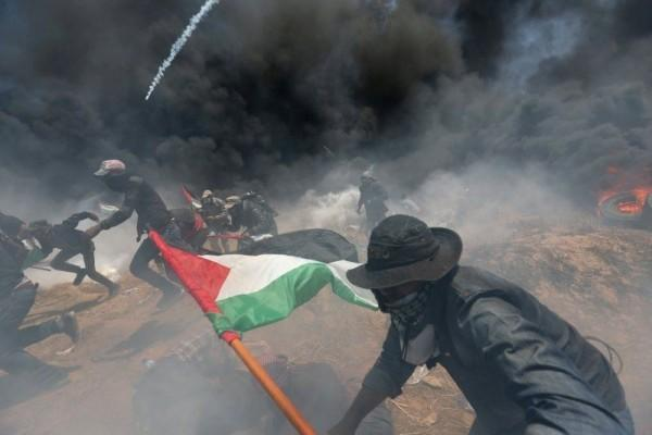 Polisi Israel dan Palestina Bentrok di Situs Suci di Yerusalem