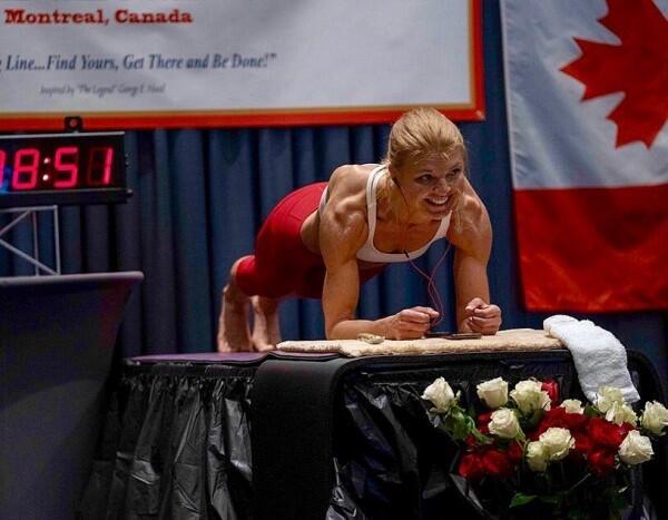 Aksi Wanita Tangguh yang Masuk Guinness World Records, Bikin Melongo