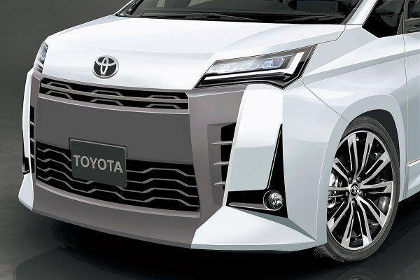 Toyota Segera Luncurkan Minivan Terbaru, Bakal Jadi The Next Voxy?
