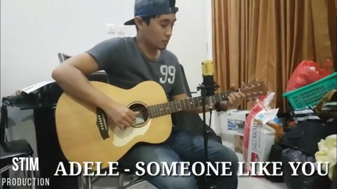 Lewat Covernya Pada Lagu Adele Someone Like You, Suaranya Potensial Banget Gan