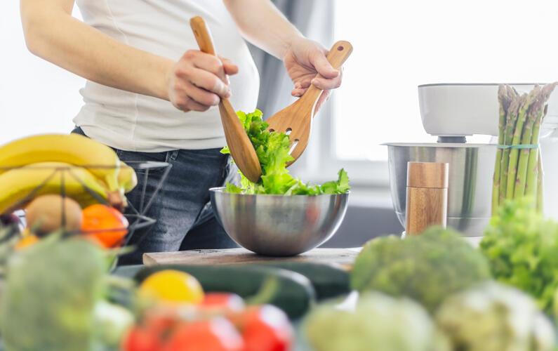 Sederet Makanan Penurun Kolesterol untuk Ibu Hamil