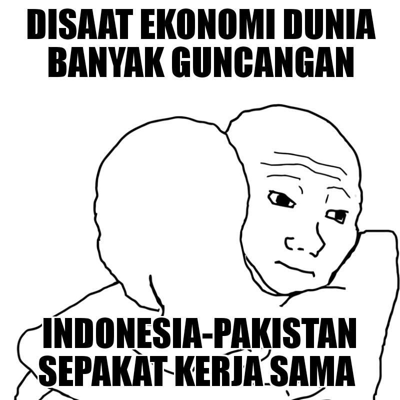 Indonesia Perluas Cakupan Perdagangan Dengan Pakistan