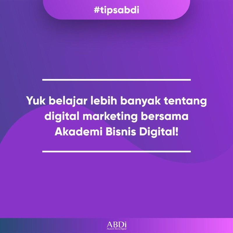 Menjangkau pasar dengan tehnik Digital marketing