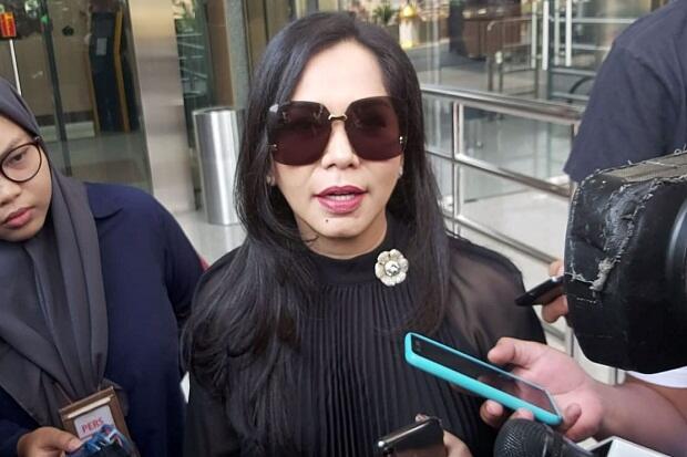 KPK Periksa Penyanyi Lawas Iis Sugianto Terkait Kasus Eks Dirut Garuda